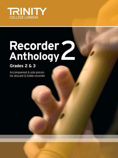 Trinity College Recorder Anthology 2 image